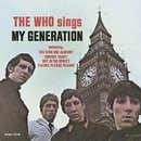 The Who Sings My Generation