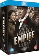 Boardwalk Empire - The Complete Series, Seasons 1-5   [Region Free]