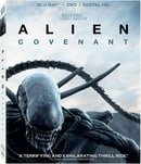 Alien: Covenant (Blu-ray + DVD + Digital)