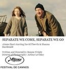Separate We Come, Separate We Go