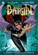 Batgirl Vol. 1: The Batgirl of Burnside (The New 52)
