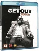 Get Out (Region 2 Bluray)