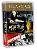 Classics Collection 1 (Nosferatu, Metropolis, Battleship Potemkin)