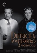 Dietrich and von Sternberg in Hollywood (Morocco, Dishonored, Shanghai Express, Blonde Venus, The Sc