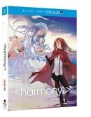 Project Itoh: Harmony (Blu-ray/DVD Combo + UV)