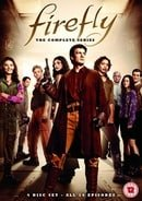 Firefly Complete Series - 15th Anniversary Edition