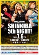 SEAdLINNNG Shin-Kiba 5th Night!