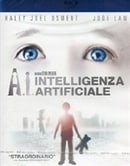 A.I. intelligenza artificiale (A.I. Artificial Intellligence Blu-Ray Italian Import)