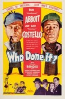 Who Done It?                                  (1942)