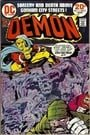 The Demon #13 (October, 1973)