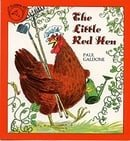 The Little Red Hen (Easy Reading Books)