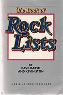 Book of Rock Lists
