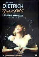 The Song of Songs                                  (1933)