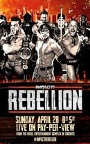 Impact Wrestling Rebellion 2019