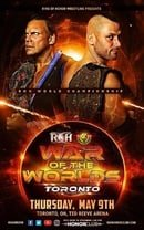 ROH/NJPW War of the Worlds Tour 2019 - Toronto