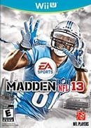 Madden NFL 13 for Wii U