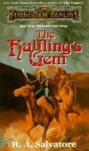 The Halfling's Gem (Forgotten Realms: The Icewind Dale Trilogy, Book 3)