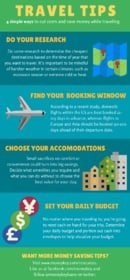 4 Travel Tips to Help You Save Big