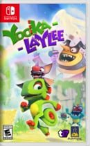 Yooka-Laylee for Nintendo Switch