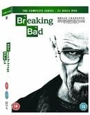 Breaking Bad The Complete Series 1-6 DVD BOX SET