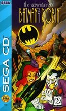 The Adventures Of Batman & Robin Sega CD