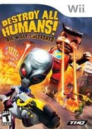 Destroy All Humans!: Big Willy Unleashed