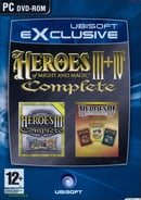 Heroes of Might and Magic III + IV: Complete