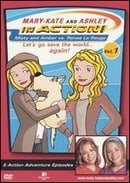Mary-Kate and Ashley in Action!                                  (2001-2002)