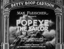 Popeye the Sailor (1933)