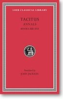 Tacitus, V: Annals Books XIII-XVI (Loeb Classical Library)
