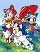 Samurai Pizza Cats                                  (1990- )