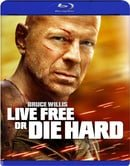 Live Free or Die Hard [Blu-ray]