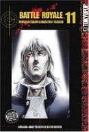 Battle royale vol 11 GN
