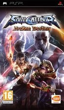 Soul Calibur Broken Destiny