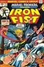 Marvel Premiere Iron Fist # 15 May 1974