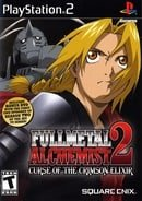 Fullmetal Alchemist 2: Curse of the Crimson Elixir