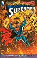 Superman Vol. 1: What Price Tomorrow (The New 52)