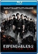 The Expendables 2 (Blu ray / DVD)