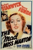 The Mad Miss Manton                                  (1938)