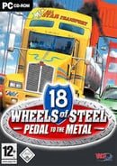 18 Wheels of Steel: Pedal to the Metal (Jewel Case)