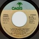 Love To Love You Baby (Single Version)