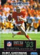 NFL Sports Talk Football '93 Starring Joe Montana