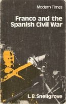Franco and the Spanish Civil War (Modern Times)