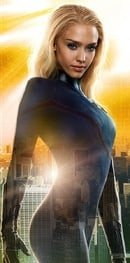 Invisible Woman (Jessica Alba)
