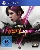 inFAMOUS: First Light