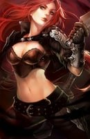Katarina Du Couteau the Sinister Blade