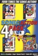 Sonic Action 4 Pack