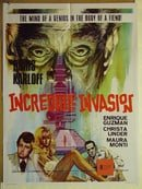 The Incredible Invasion