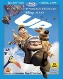 Up (Four-Disc Blu-ray/DVD Combo + Digital Copy)