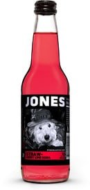 Jones Strawberry Lime Soda
